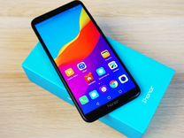 Смартфон Honor 7c Pro 32гб Black