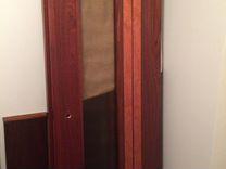 Дверь со стеклом в гостиную