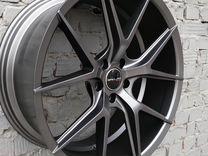 Новые стильные диски Sakura D8270 R18 на Opel