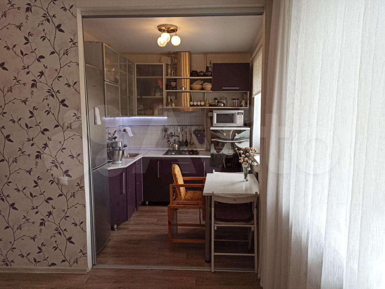 2-к квартира, 42.8 м², 4/5 эт.  89095007388 купить 9