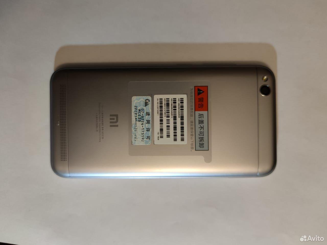 Смартфон Xiaomi Redmi 5a  89137851521 купить 2