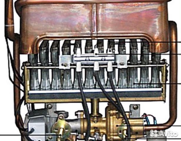 Ремонт и Чистка газовых Колонок и Плит