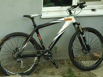 Карбоновый велосипед KTM кастомный
