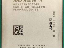 Процессор AMD Athlon II X3 455+ AM3
