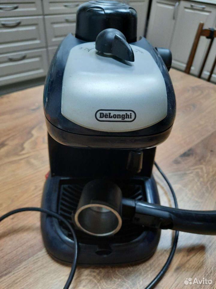 Рожковая кофеварка De longhi EC7  89044993780 купить 2