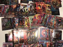 Карточки «супергерои человек-паук» 144 шт