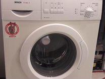 Новая стиральная машина Bosch с документами