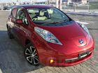 Nissan Leaf AT, 2011, 17000км