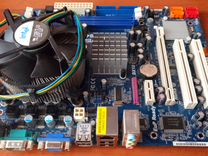 Матерская плата ASRock G41M-S3 LGA775