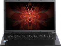 Ноутбук dexp Atlas H153 (17.3'')