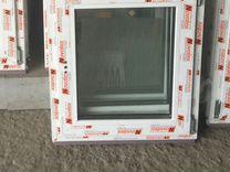 Окна пластиковые Б/У 630х700 мм