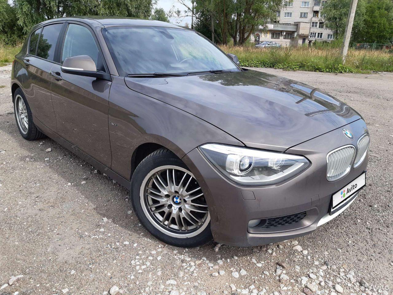 BMW 1 серия, 2013  89116117462 купить 4