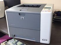 Принтер лазерный HP LaserJet P3005DN