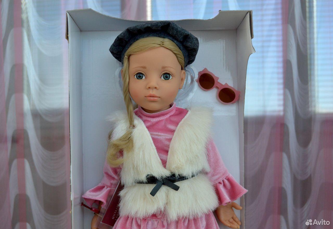 Кукла Лина от Gotz (Готц), 2018 года нюд  89063072268 купить 6