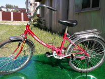 Велосипед складной американский Triatlon