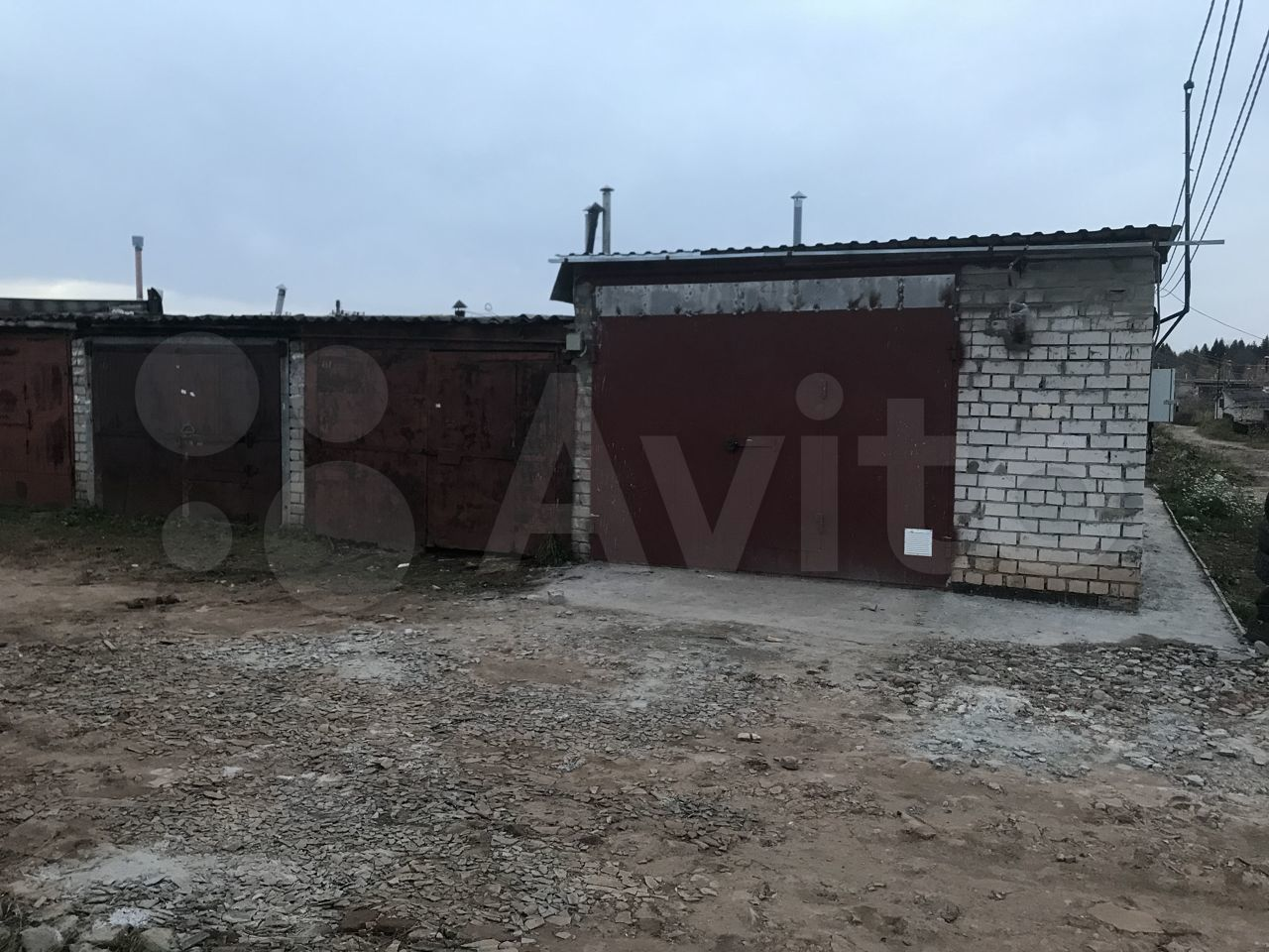 30 m2 in Kirov> Garage, > 30 m2  89253582004 buy 4