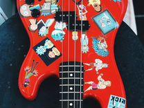 Fender E Series PJ-455 Precision Jazz Bass Special — Музыкальные инструменты в Геленджике