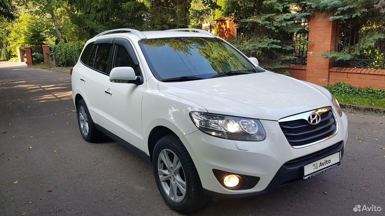 Hyundai Santa Fe, 2010  89097956613 купить 8