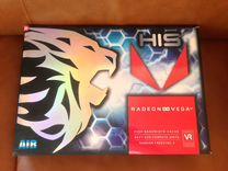 Видеокарта HIS RX Vega 64 Air Black 8 GB