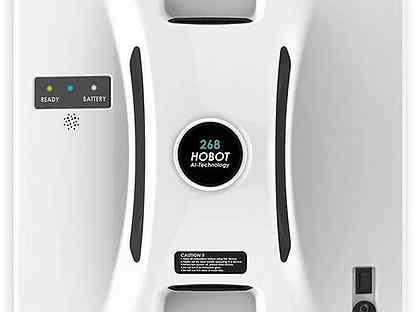 Стеклоочиститель hobot 268, белый (hobot-268)