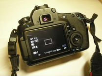 Canon 60D (полный комплект) + пульт дист. упр-ния