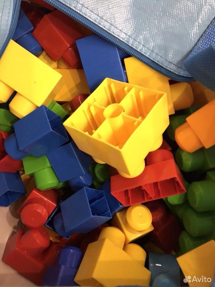 Конструктор крупный Mega bloks  89108585828 купить 3