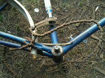 Велосипед хвз остатки