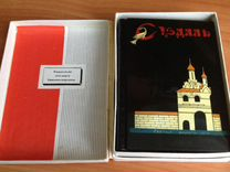 Записная книжка Суздаль + марки внутри