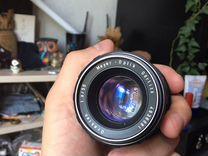Meyer optik gorlitz oreston 50 mm f/1.8