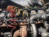 Двигатель d2866 с мех тнвд под трос на переделку