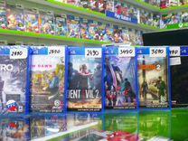 Новинки для Sony playstation 4 продажа обмен
