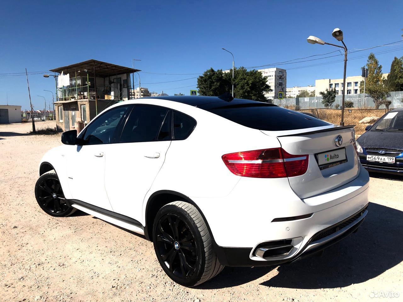 BMW X6, 2011  89789242805 купить 6