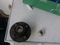 Комплект подшипника ступицы колеса задний