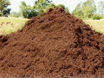 Перегной, земля, песок, щебень, уголь
