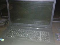 Ноутбук asus X75V