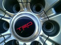Комплект колёс на прадо 150