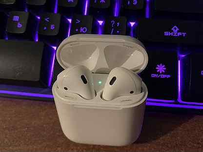 Наушники apple airpods 1