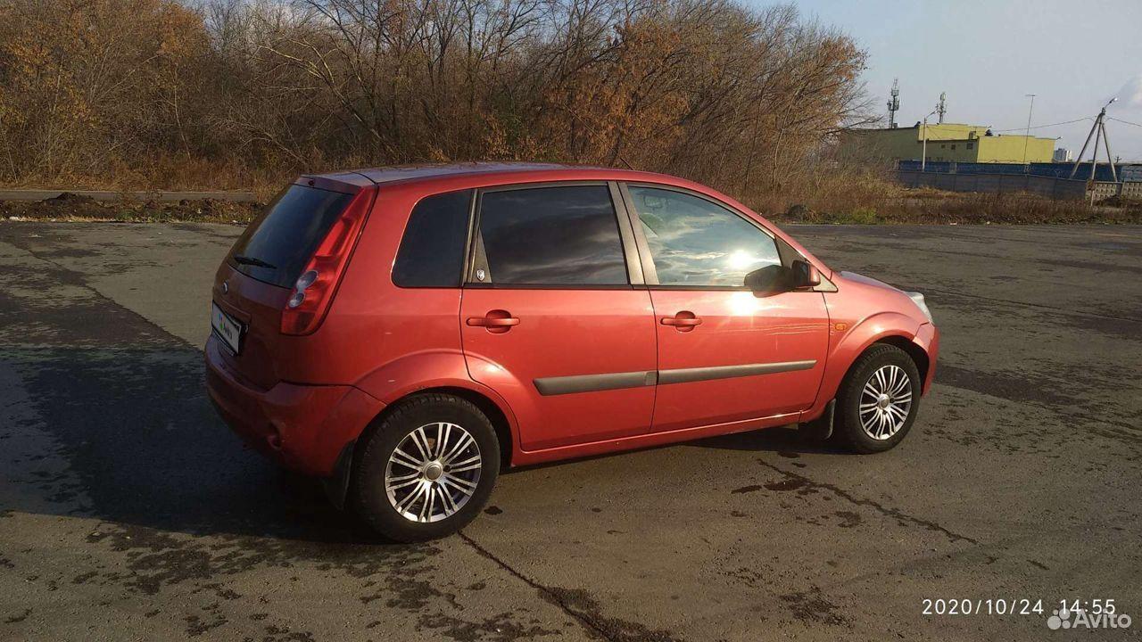 Ford Fiesta, 2007  89874313503 купить 1