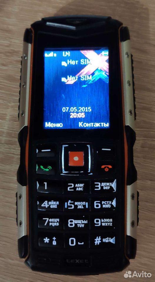 Телефон teXet 89248501620 купить 1