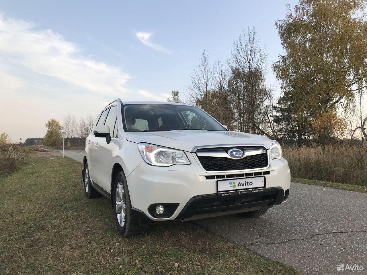 Subaru Forester, 2015  89345556048 купить 8