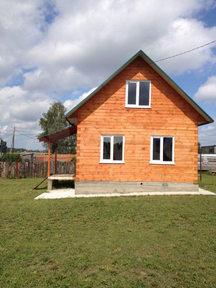 Дом 96.8 м² на участке 6 сот.  89627826259 купить 3