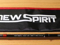 Favorite New Spirit NSP 662ML 1.98m 4-18гр