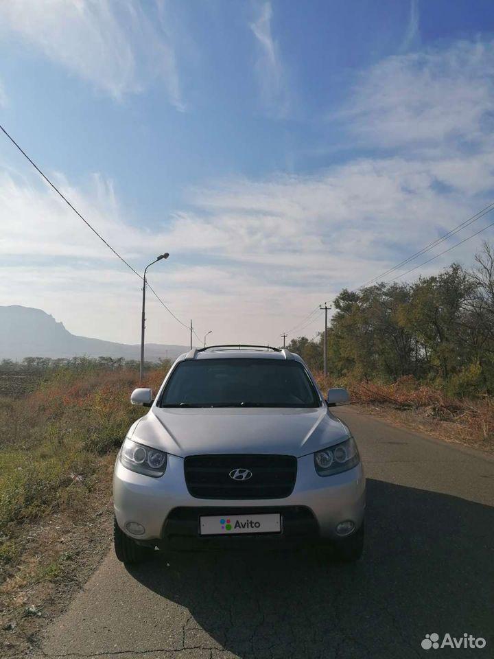 Hyundai Santa Fe, 2008  89187859838 купить 3
