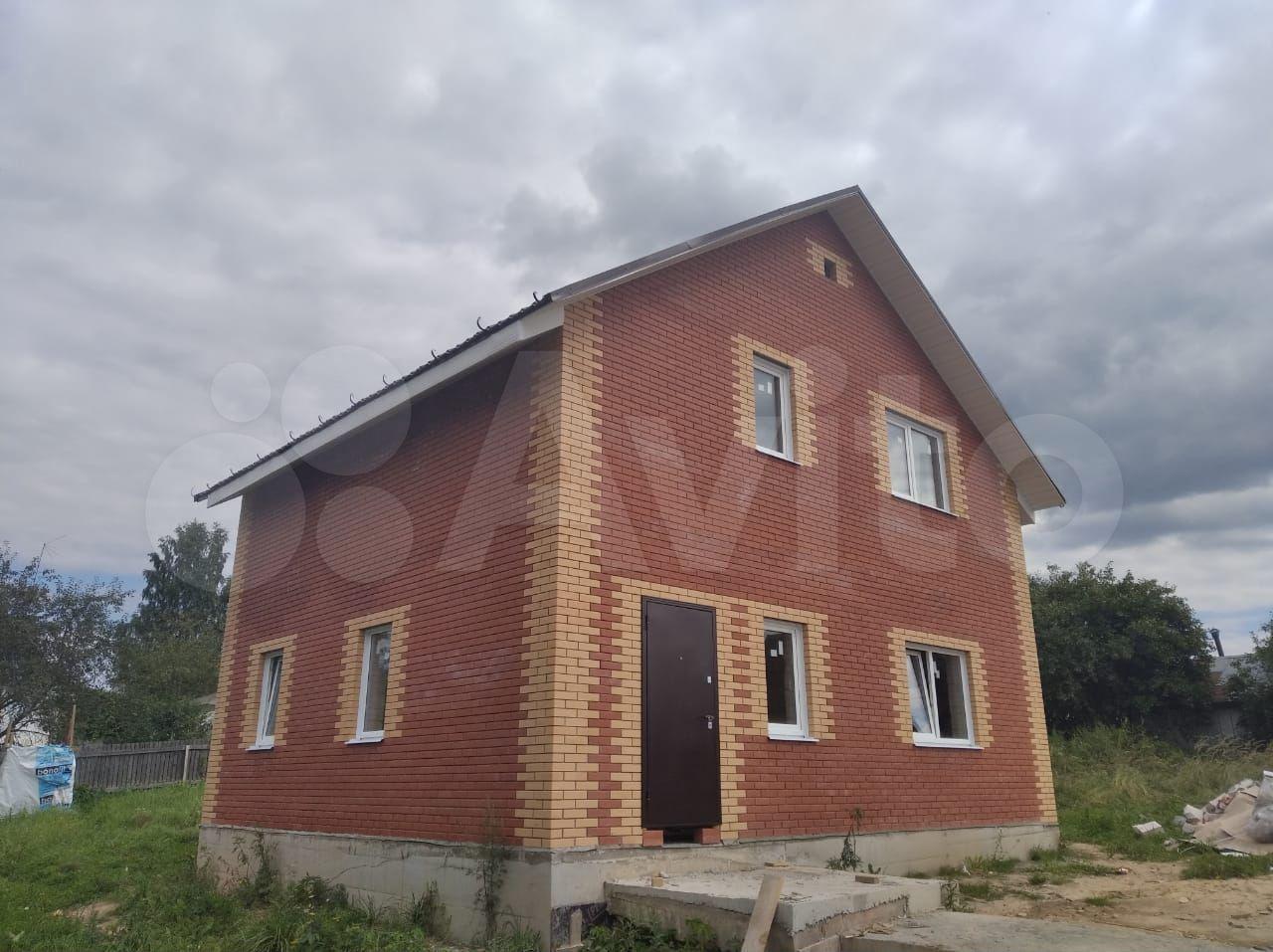 Дом 135 м² на участке 7 сот.  89997356720 купить 1