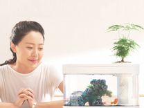 Аквариум Xiaomi c фильтрацией воды