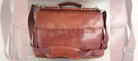 8cde15c300ae Портфель мужской кожаный Dr. Koffer купить в Челябинской области на Avito —  Объявления на сайте Авито
