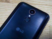 Телефон LG К-10 2017