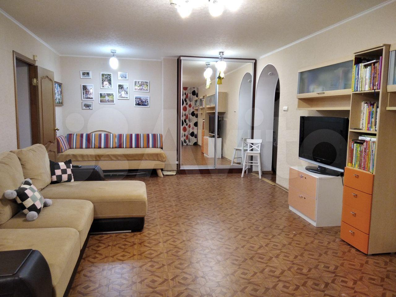 2-к квартира, 63 м², 2/12 эт.  89063810331 купить 4