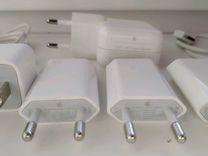 Оригинальные зарядные iPhone, iPad, SAMSUNG, Sony