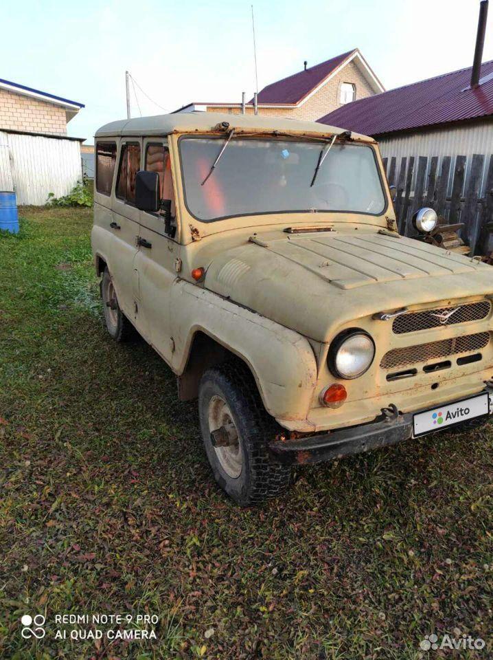УАЗ 469, 1997  89058748650 купить 3